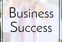 Business Success / If you want to succeed in Business, this is the best place you'll ever find. The Business Success board, contains many secrets, for all those who want to try their luck in the business success. Here you can find: business advice, secrets of different entrepreneurs, ideas of different creative minds, answers to beginners questions, suggestions made by business experts, etc. Repin the Pin you like the most!