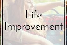 Life Improvement / Life Improvement board is a place where you'll find the best advice for your life. You'll get the chance to learn how to deal with the problems that occur in your life, how to become a better person, how to find your purpose, how to achieve success in life.  Every Pin you share with others, can help them improve their lives. So, repin a Pin.