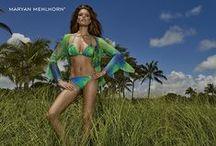 Maryan Mehlhorn - Beachwear SS 2016 / Maryan Mehlhorn inaugura l'estate 2016 con una collezione innovativa caratterizzata da ricami delicati, volant e materiali di altissima qualità che seguono le ultime tendenze fashion attraverso eleganti interpretazioni.  Dai bikini ai costumi interi, la raffinatezza del taglio sartoriale esalta la bellezza e la femminilità naturale di ogni donna