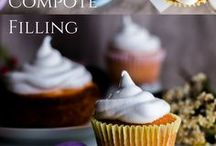 Cupcake Recipes / Classic and creative cupcake recipes | Unique Flavor Combos | Decorating | Frosting | Simple | Decadent | Homemade | Made from Scratch