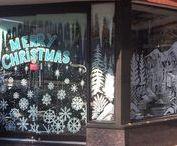 2016 Christmas Windows