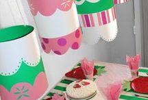 Birthday & Party Ideas / by Tori Slater