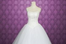 Princess Ball Gown Wedding Dress / Planning a fairytale wedding? Find your dream princess ball gown wedding Dress at Ieie's Dress Boutique www.ieieshop.com