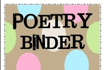Poetry / Poetry resources for teachers, parents, and anyone interested in poetry.