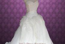 Vera Wang Inspired Dress / Wedding dresses inspired by Vera Wang