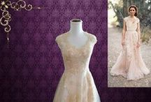 Custom Wedding Dress Gallery