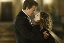 Carrie & Mr Big / Pictures and thoughts about relationships btw man and woman...