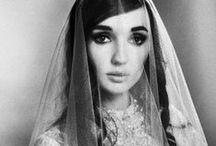 Dresses & veils