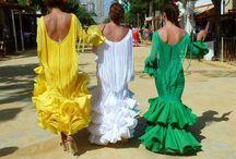Ideas trajes de gitana / Ideas trajes y abalorios / by Catia Toledo Nieto