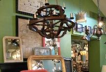 The Shop by Brown / Take a look at BROWN.  A curated selection of new heirloom lighting, antiques and home goods.  The shop is ever-changing-- take a look, we hope you like what you will see with every visit to BROWN.