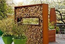 Sichtschutz Garten / Gartengestaltung