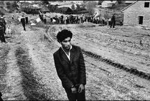 Josef Koudelka / The Czech Master of the Black and White World.