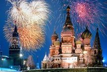 Russian New Year / a bit of trivia and fun facts about the most wonderful time of the year~