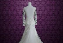 Backless Low back Wedding Dresses