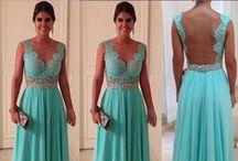 vestidos de fiesta / vestidos