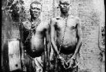1619-1865-Slavery-Black History / by Margaret Martin