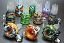 Alex Schmalex Glass / Glass Pipes made by Alex Schmalex Glass