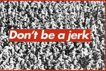 Barbara Kruger / The Guru of Pictures Generation