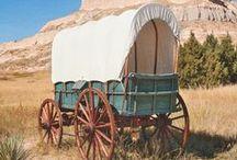 1811-1840  Oregon Trail / by Margaret Martin