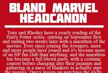 Things you don't know about the Marvel hero's / Head Canon