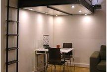 Miniboliger | Small Living / Selvom pladsen er trang, kan din bolig sagtens være lækker og velindrettet.