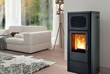 We`ve got it! Pellet stove / Pellet Stove for eco heating in your home
