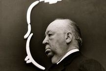 1899-1980 Alfred Hitchcock / by Margaret Martin