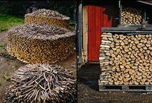 Brænde / alt om køb, kvalitetssikring og opbevaring af brænde - tips til hvordan du tænder op i brændeovnen