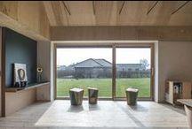 Bæredygtige boliger / Arkitektur og byggeri, der lægger vægt på at være miljørigtig på flere fronter