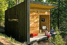 Anneks | Annex / Annekser i haven giver ekstra plads uden den store ombygning