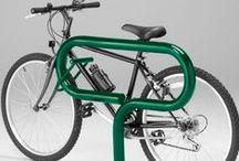 Metro/Loop Bike Racks / Looped Bike Racks