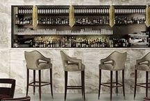 Luxury Kitchen Bar Inspiration / Our luxury bar stools will be the perfect complement for your kitchen, hotel or home bar. We can also produce bespoke bar stools to meet your specific requirements. Call 020 8997 1500 to speak with our sales advisors or shop online at sofaandmore.co.uk