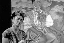 frida / Frida's pictures and paintings