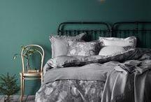 Ambiance green / Déco, inspirations, idées pour une pièce tendance green!