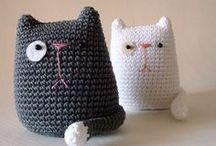 CROCHET & KNIT - 02 / ::pattern idea , inspiration , yarn ,  ::