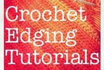CROCHET & KNIT - 04 / :: How to , Pattern , Idea ::