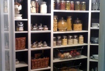 A great pantry.