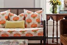 Sitting Pretty / Upholstery: because your chairs can't dress themselves.