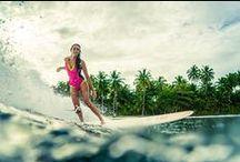 GS Destinations. Surfing / Must surf places