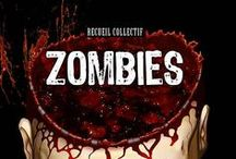 Zombies / Recueil collectif - Elenya Editions