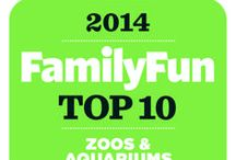 Family Favorites / The Toledo Zoo has been creating family memories for over a century.