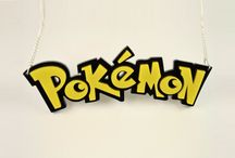 Pokemon obsessions. ✌️
