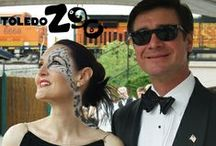 """PNC ZOOtoDO / Presented by MassMutual Northwest Ohio: Toledo Zoo's """"black tie and tennis shoes"""" social event of the year -- you don't want to miss it! www.toledozoo.org/zootodo"""