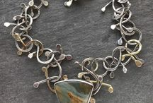 Jewellery & Silversmithing Inspiration / Handmade jewellery
