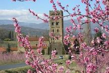 Languedoc-Roussillion / Mountains and monasteries, fortified towns and quaint villages, catalan traditions and pilgrim routes in Languedoc-Roussillion