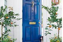 Shut the Front Door / A fix for your front door + foyer fetish.