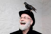 """Terry Pratchett (1948-2015) - our tribute / """"So much universe, and so little time"""" - Terry Pratchett"""