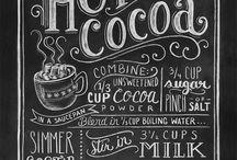 Recipe Book Illustrations