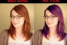"""Cabelos photoshopados ou editados / Mais de 80% de todas as fotos de cabelos coloridos na internet são falsas. Ou as cores são editadas em programas como o """"Photoshop"""" ou as pessoas usam extensões de cabelos coloridas. Nesse álbum ficarão alguns exemplos de imagens photoshopados ou editados. Leia mais em:  https://aventurascoloridas.wordpress.com/2015/07/03/como-saber-se-um-cabelo-colorido-e-de-mentira-ou-nao/"""
