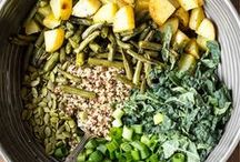Soups & Salads / healthy whole food recipes, hormone balancing foods, anti-inflammatory foods, low sugar foods, nutrient rich foods